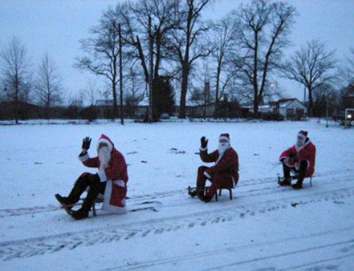 Die Kita sucht auch 2010 – den Nikolaus