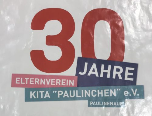 """30 Jahre Kita """"Paulinchen"""" e.V."""